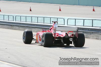 2007 Ferrari Challenge @ Homestead-Miami Motorspeedway