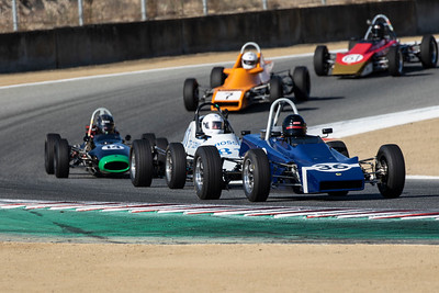 Pre-Reunion Group 4, 1967-1981 Formula Ford