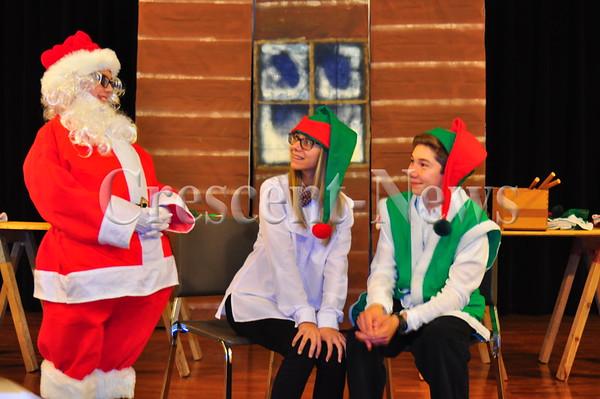 11-14-16 NEWS Elf The Musical, JR. Promo