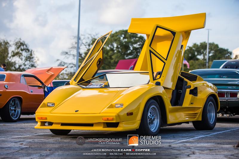 2019 09 Jax Car Culture - Cars and Coffee 003A - Deremer Studios LLC