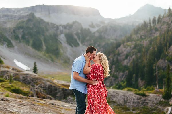 Coire & Alyssa | Engaged '19