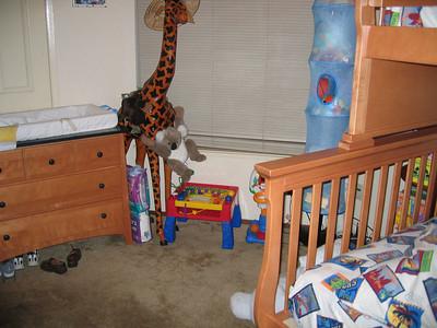 Joe's room--finished! 01/25/06