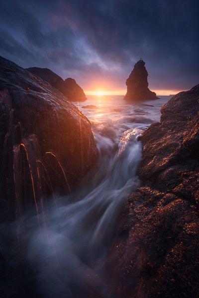 california landscape photography, seascape, San Francisco