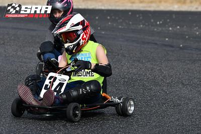 Go Quad Racer # 34