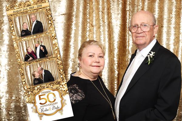 Dale and Nola 50th Celebration