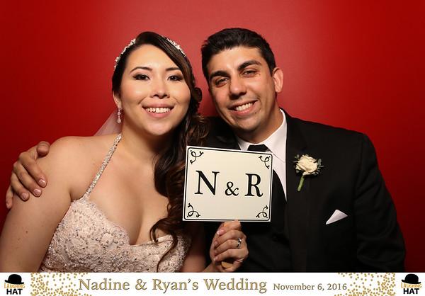 Nadine & Ryan's Wedding