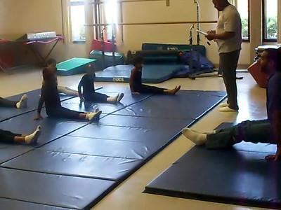 Gymnastics Video Week 2