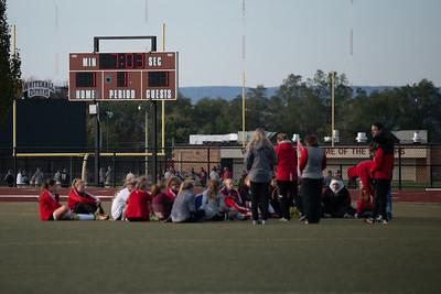 SVHS Girl's Soccer vs Playoffs # 2