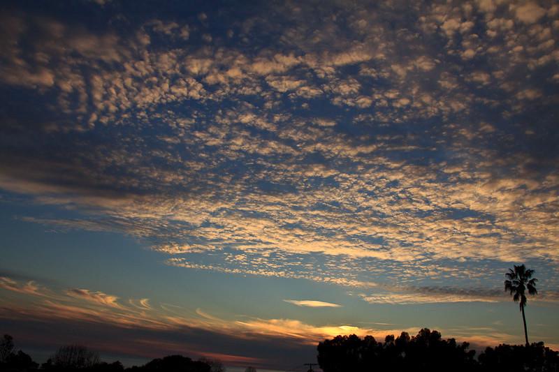 January 1 - Sunset