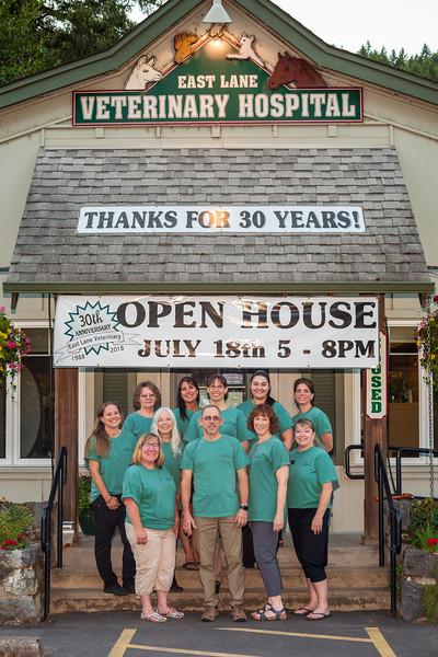 ELVH 30th Anniversary Open House