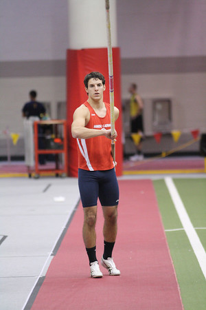 ISU Holiday Preview Track Meet