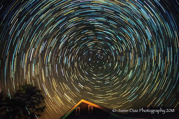 Night Sky Photography in Julian - 8/11/2018