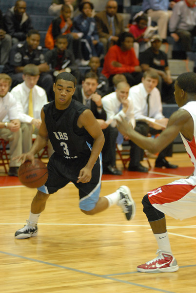Northridge Basketball vs HHS2