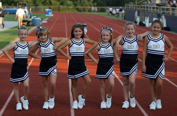 Jr War Eagle Cheerleaders