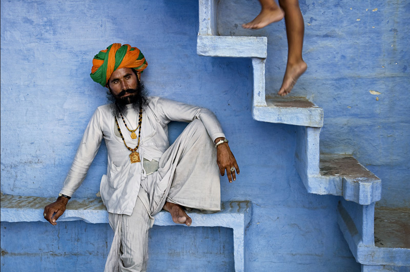 Famous Portrait Photographer - Steve McCurry