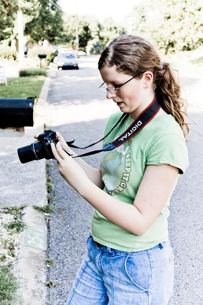 Abigail, June 24th, 2009