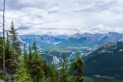 Banff & Glacier National Park