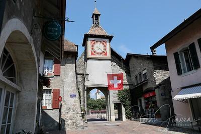 Saint - Prex; Schweiz; CH;