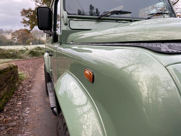 Heritage Green Metallic 110