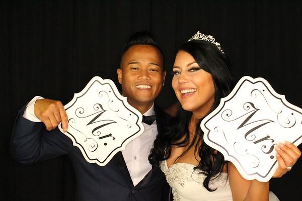 Crystal & Johnny's Wedding