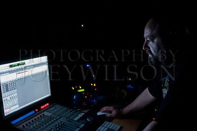 Lullwater Studio Shots  -  10.7.13