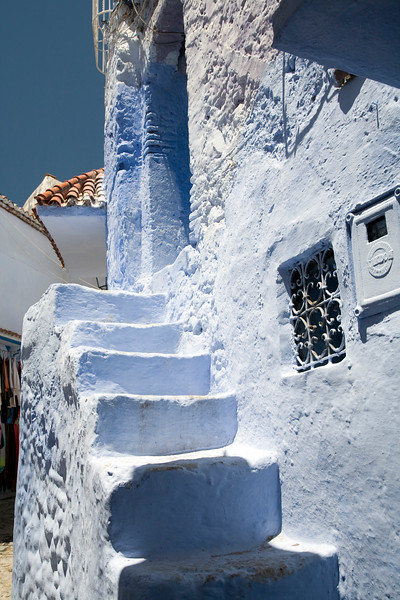 Blue house, Chefchaouen, Morocco