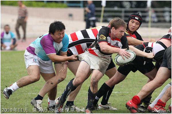 2010-11傑克丹尼盃M08-台北猴王 VS 台南遠見(Baboons vs Foresight)