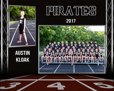 2017 Pirate Youth Track