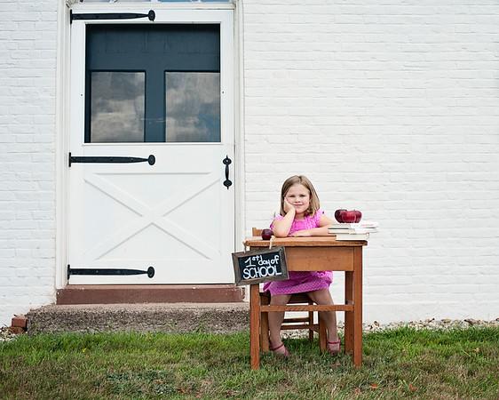 2015.08.24 - Kindergarten Here She Comes