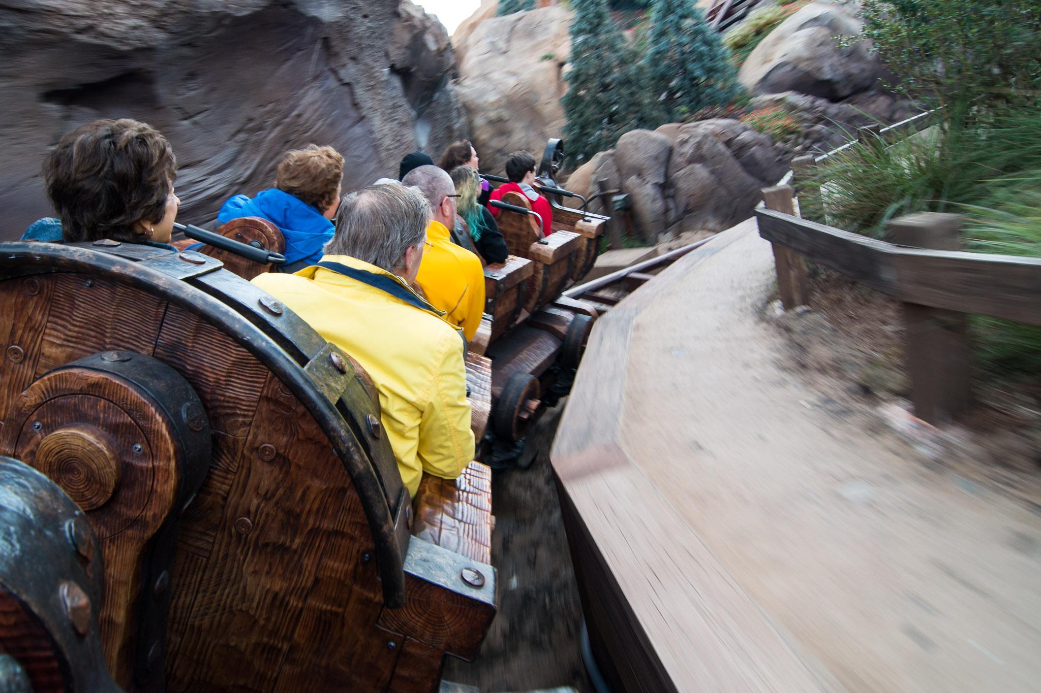 Seven Dwarfs Mine Train - Walt Disney World Magic Kingdom