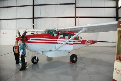 New Tribes Mission Plane Dedication 2014