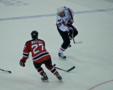 Caps @ Devils (2/5) (Nov. 14 2009)