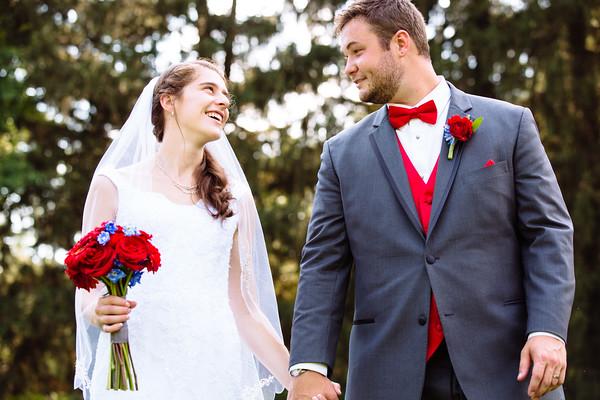Rebecca & Jason, wedding