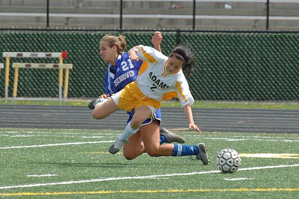 Adams HS - JV Soccer - 2006