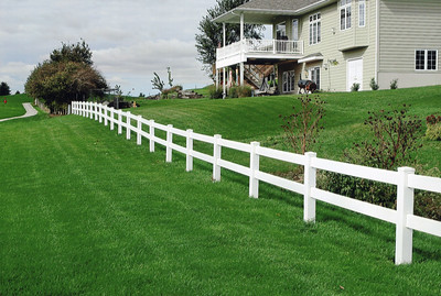 2 Rail Fence Gallery