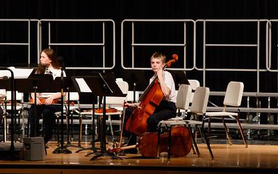 FCCS Spring Concert Daniel Strings May 13, 2015