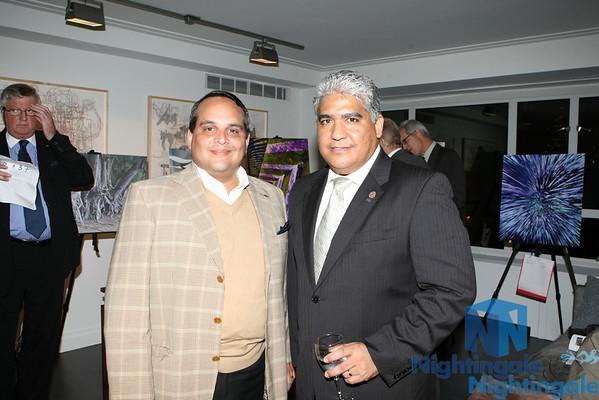 Global Housing Foundation Reception & Art Auction '10