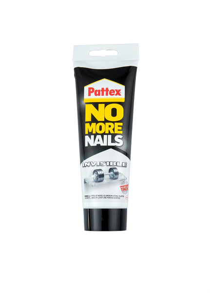 Gelmar Pattex No More Nails 200g, Invisible