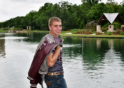 Travis Class of 2015 - Senior Session