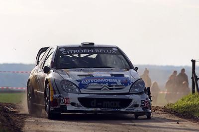 Rallye du Condroz Belgique