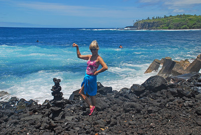 Big Island - family & friends