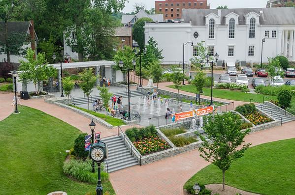 Old Fairfax Square