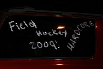 Field Hockey Senior Night, 11/03/09