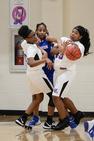 January 16, 2020  ULMS Girls Basketball
