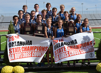 Bartlesville Bruins Cross Country
