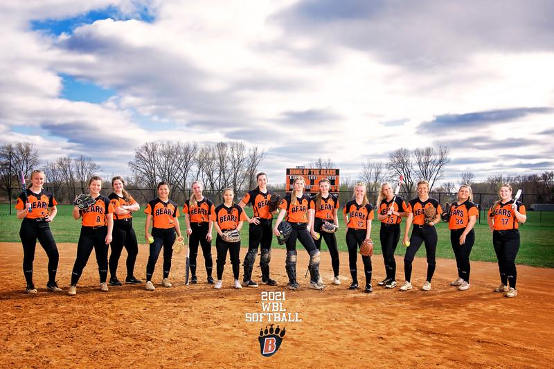 WBL High School Softball 2021