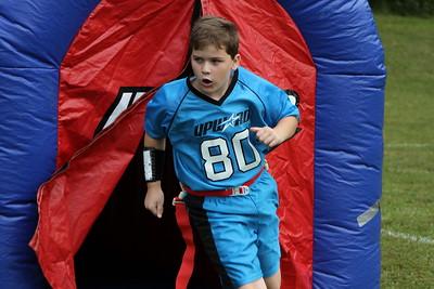 Upward Flag Football & Cheerleading
