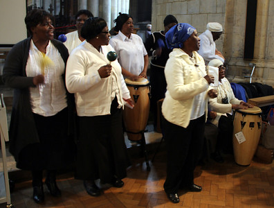 The Great Masvingo Feast at Southwark Cathedral - 3 March 2013