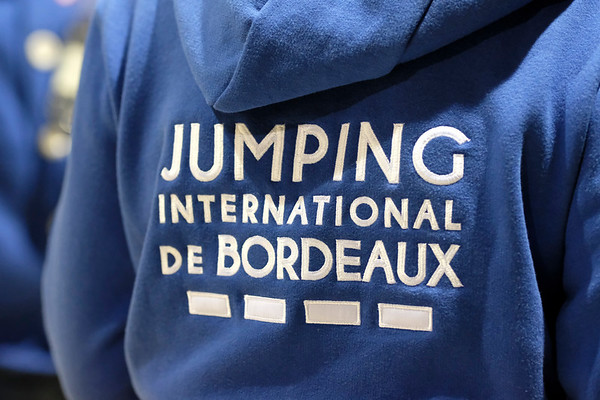 CSIYH 1* BORDEAUX YOUNG SIRES MASTERS