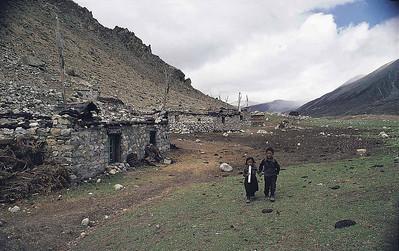The Herdsmen of Lhonak